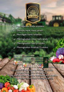 13 Kandungan Nutrisi Pada Pupuk Organik Eco Farming